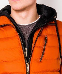 Vyriškos žieminės striukės internetu pigiau C384 10568-7