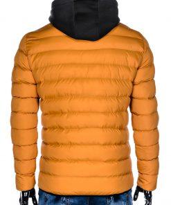Vyriškos žieminės striukės internetu pigiau Uffo C384 10571-10