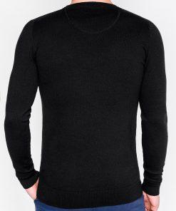 Juodas megztinis vyrams internetu pigiau Kwist E122 11565-4