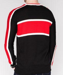 Juodas megztinis vyriskas internetu pigiau E145 11638-3