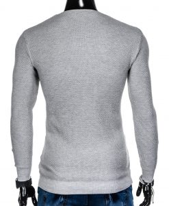 Pilkas megztinis vyrams internetu pigiau Vors E147 11653-4