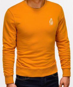 Oranzinis vyriskas dzemperis internetu pigiau Kingo B919 12228-6