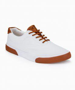 Balti laisvalaikio batai vyrams internetu pigiau T300B 12377-1