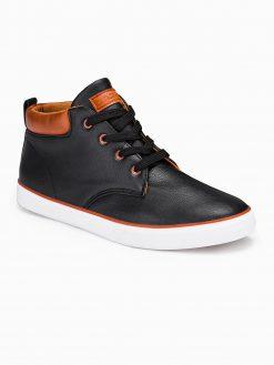Juodi laisvalaikio batai vyrams internetu pigiau Jugo T307 12398-5