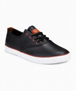 Juodi laisvalaikio batai vyrams internetu pigiau T305 12411-7