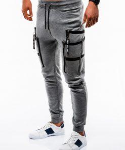 Stilingos sportinės kelnės vyrams internetu pigiau P739 12581-2