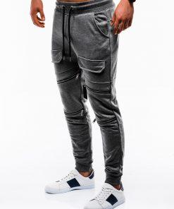 Stilingos sportinės kelnės vyrams internetu pigiau P821 12601-2