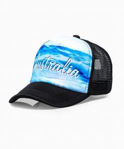 Vyriška kepurė su snapeliu internetu pigiau H039 12826-1