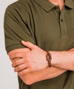 Ruda odine vyriska apyranke internetu pigiau A208 13089-4