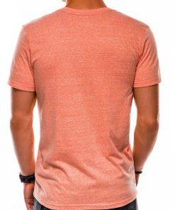 Oranziniai vyriski marskineliai internetu pigiau S1045 13238-4