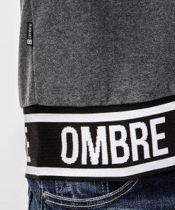 Pilkas džemperis vyrams internetu pigiau B930 13263-5