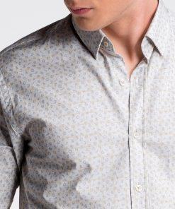 Languoti vyriški marškiniai internetu pigiau K495 13296-2