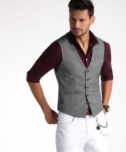 Juoda vyriska kostiumine liemene internetu pigiau V45 13336-5