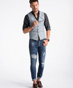 Vyriska kostiumine liemene prie dzinsu internetu pigiau V51 13359-4