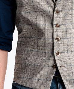 Vyriška kostiuminė liemenė internetu pigiau V51 13362-5