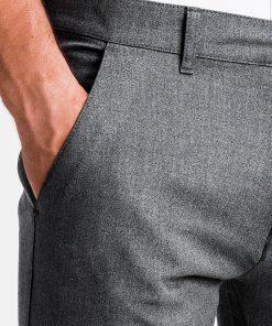 Stilingos pilkos vyriskos chinokelnes vyrams internetu pigiau P832 13378-6