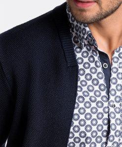Elegantiskas vyriskas megztinis vyrams internetu pigiau E168 13386-7