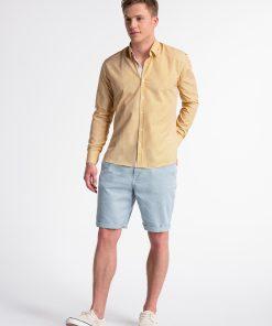 Vyriški marškiniai ilgomis rankovėmis internetu pigiau K467 13441-1