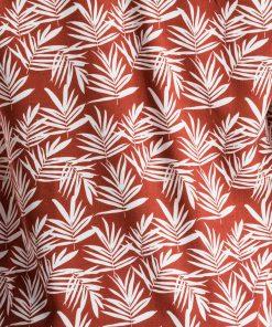 Raudoni geleti marskiniai vyrams trumpomis rankovemis internetu pigiau K480 13484-3