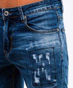 Džinsiniai šortai vyrams internetu pigiau W215 13507-5