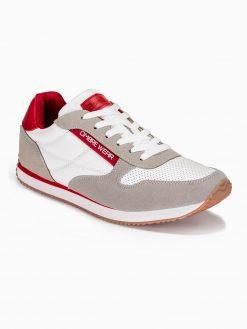 Smėlio vyriški laisvalaikio batai vyrams internetu pigiau T310 13647-4
