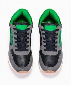 Stilingi vyriski rudeniniai batai vyrams sportbaciai internetu pigiau T310 13652-1