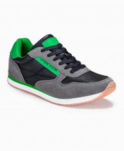 Pilki laisvalaikio vyriški batai internetu vyrams pigiau T310 13652-5