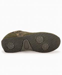 Stilingi kamufliaziniai vyriski laisvalaikio pigus batai vyrams internetu sportbaciai pigiau T310 13654-3