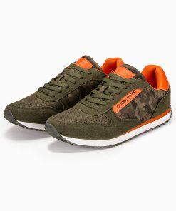 Kamufliaziniai vyriski laisvalaikio batai vyrams sportinio stiliaus internetu pigiau T310 13654-6