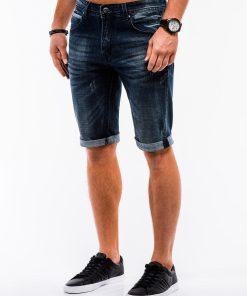 Vyriški džinsiniai šortai internetu pigiau W218 13732-2