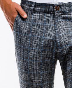 Juodos stilingos kelnes vyrams internetu P84813765-2
