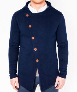 Tamsiai mėlynas džemperis vyrams internetu pigiau B310 263-2