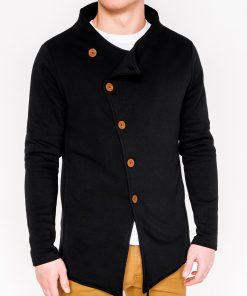 Juodas džemperis vyrams internetu pigiau B310 266-4
