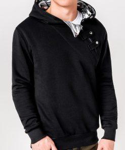 Vyriškas džemperis su gobtuvu internetu pigiau PACO 4447-1