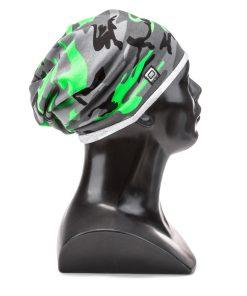Žalia kamufliažinė vyriška kepurė internetu pigiau H026 5595