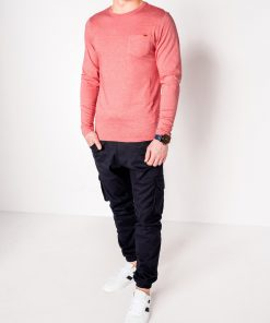 Vyriški marškinėliai ilgomis rankovėmis internetu pigiau L103 8695-2