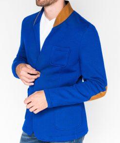 Mėlynas vyriškas švarkas bleizeris internetu pigiau Swift M07 919-1