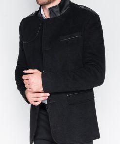 Rudeninis paltas vyrams internetu pigiau Augustin C92 942-4