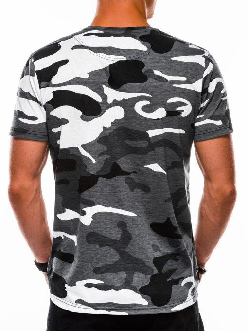 Marškinėliai vyrams internetu pigiau S1040 13221-4