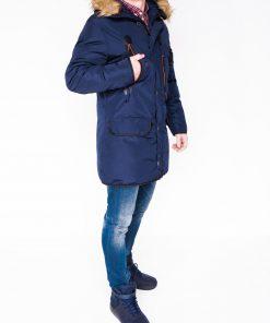 Vyriška žieminė striukė internetu pigiau Goslin C369 11049-2