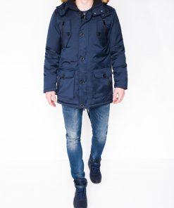 Vyriška žieminė striukė internetu pigiau Jursk C361 11234-2