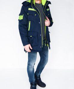 Vyriška žieminė striukė internetu pigiau Raf C379 11252-2