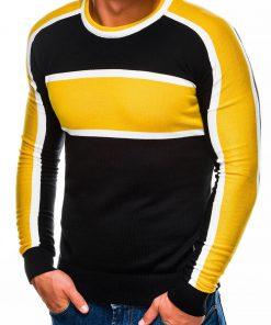 Geltonas megztinis vyrams internetu pigiau E14511642-4