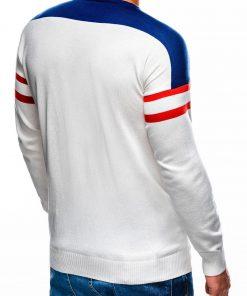 Baltas megztinis vyrams internetu pigiau E14611643-5