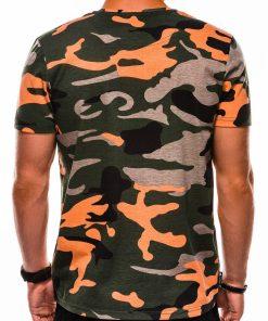 Marškinėliai vyrams internetu pigiau S1040 13222-4