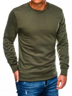 Chaki vyriškas džemperis internetu pigiau B978 13998-4