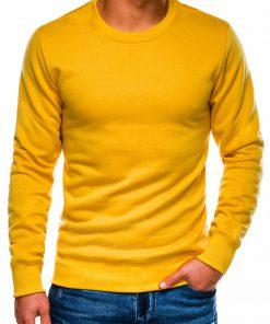 Geltonas vyriskas dzemperis internetu pigiau B978 14002-1