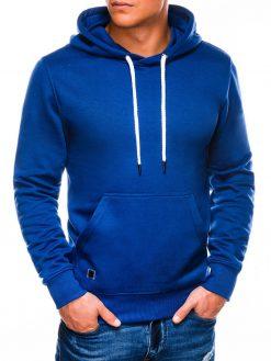 Mėlynas vyriškas džemperis internetu pigiau B979 14020-1