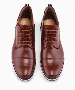 Rudos spalvos batai internetu vyrams pigiau T326 14030-6