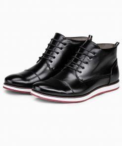 Juodi vyriski laisvalaikio batai internetu pigiau T326 14031-1